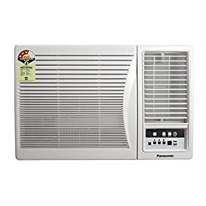 Panasonic 1.5 Ton 3 Star Window AC (Copper, PM 2.5 Filter, 2020 Model, CW-LC183AM White)