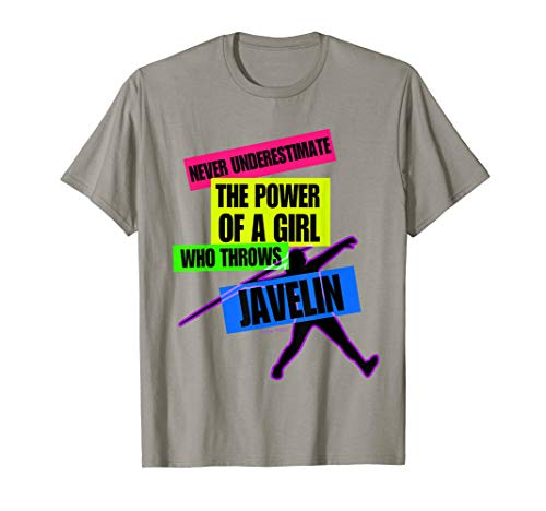 Track and Field Girl Power Javelin Thrower -