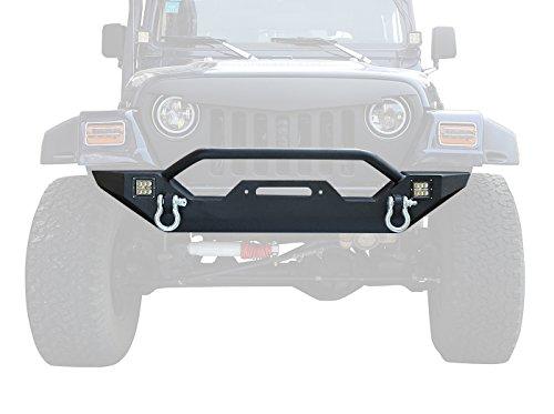 jeep wrangler rubicon x bumper - 3