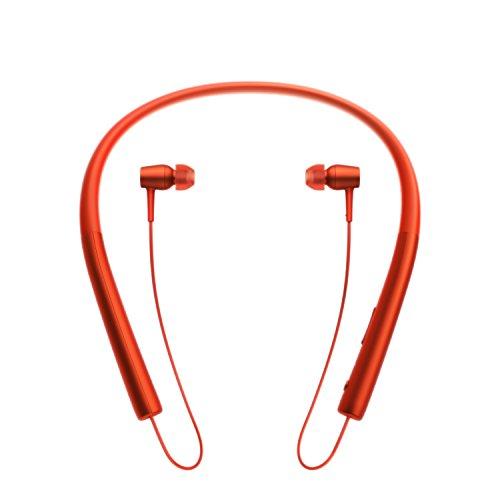 Sony H.ear in Wireless Headphone, Red (MDREX750BT/R)