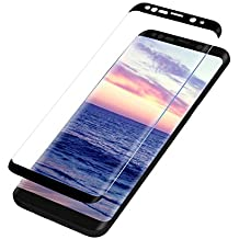 Galaxy S8 PLUS Screen Protector Galaxy S8 PLUS Screen Tempered Glass HD Clear Protective Film, ARCTIC Tempered Glass 3D Arc Face, 9H Hardness, [Case Friendly] [Full Coverage]For Samsung Galaxy S8 PLUS