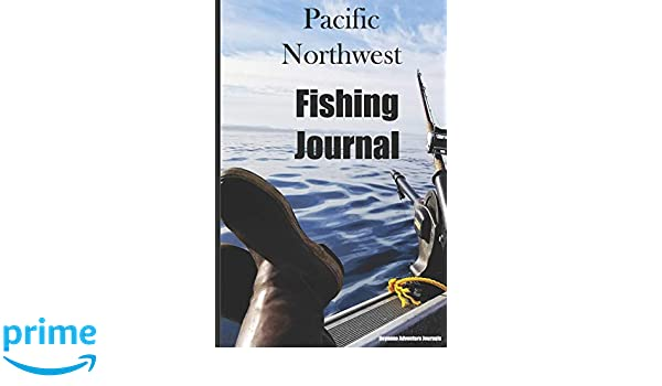 Pacific Northwest Fishing Journal: Trolling Salmon Cover