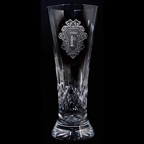 Pilsner Lismore Glass - Waterford Crystal Lismore Pilsner Tall Beverage Glass PAIR