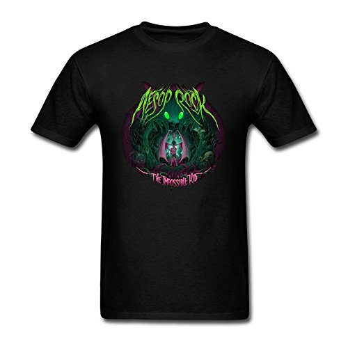 RB9265 The Impossible Kid Aesop Rock T-Shirts For Men (Rock Aesop T-shirt)