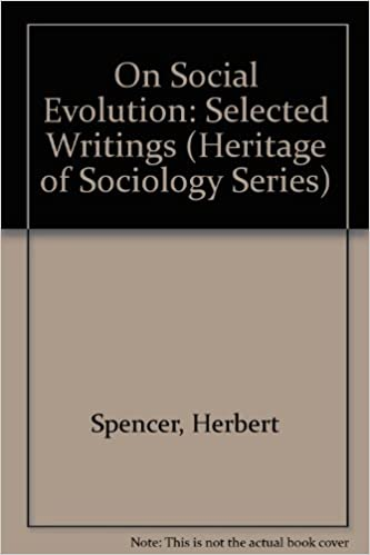 herbert spencer contribution in sociology