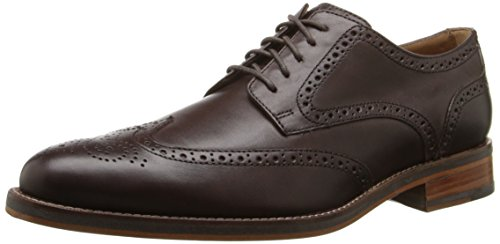 Cole Haan Men's Madison Grand Wing Oxford Dark Brown, 12 M US
