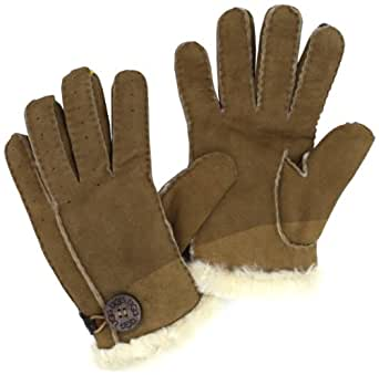 Womens UGG Australia Bailey Glove (Chestnut/Small)