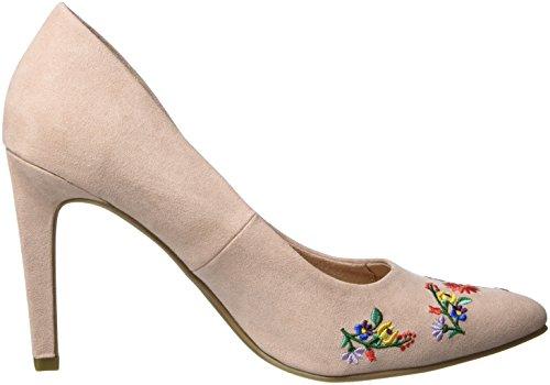 Marco Tozzi 22455, Zapatos de Tacón para Mujer Rosa (Rose Comb 596)