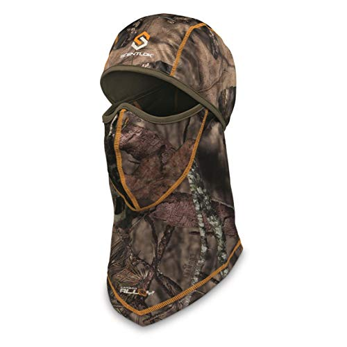 ScentLok Savanna Lightweight Facemask (Realtree Edge, One Size)