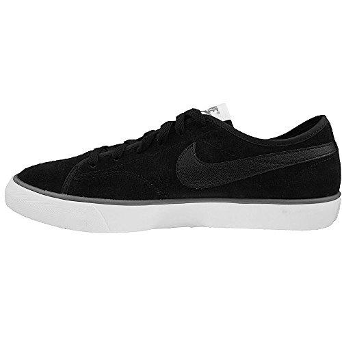 Nike - Primo Court Leather - Farbe: Grau-Schwarz-Weiß - Größe: 41.0