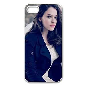 Stylish Design Sexy Actor Kat Dennings Beautiful Woman Pictures High Quality Protective pragmatic Back Case Laser Cover Shell For SamSung Galaxy S5 Mini Phone Case Cover -1