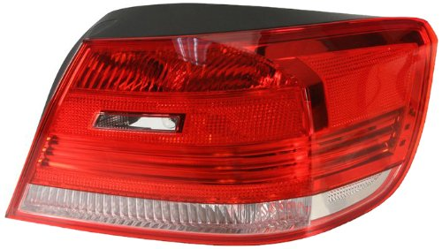 Ulo Tail Light Lens W0133-1845363-ULO