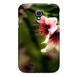 Protection Case For Galaxy S4 / Case Cover For Galaxy(pink Peach Pod 1)