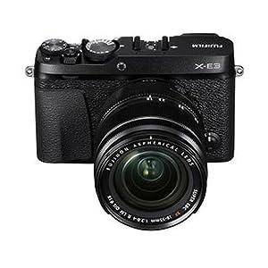Fujifilm X-E3 Mirrorless Digital Camera w/XF18-55mm Lens Kit - Black