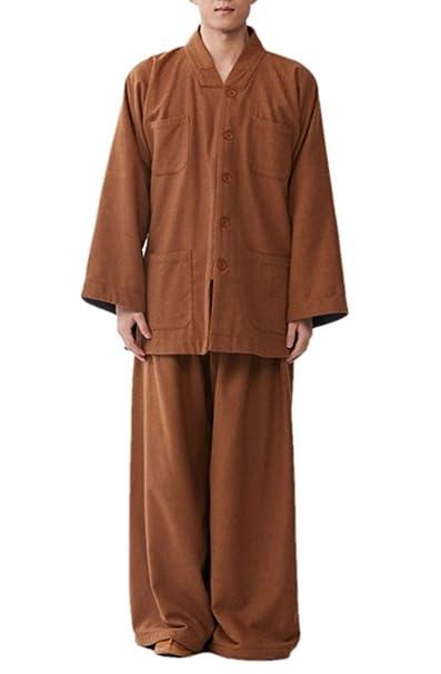Amazon.com: ZanYing - Traje para hombre, medieval, de lana ...