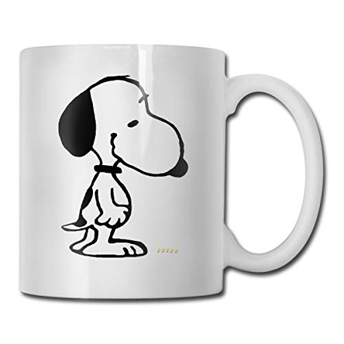 Pustem Charlie-Brown-Halloween-Clipart-8 Coffee Mug, 330 ML Ceramic, -