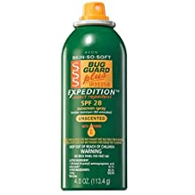 Avon SKIN SO SOFT Bug Guard Plus IR3535?EXPEDITION SPF 30 Aerosol Spray Personal Healthcare / Health Care by Healthcare