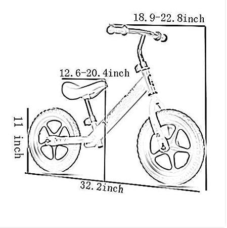 Oanzryybz Niños Equilibrio en Bicicleta, Deporte cumpleaños ...