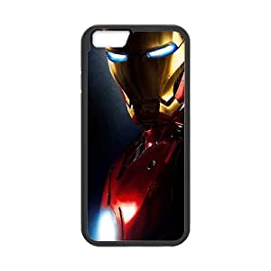 Unique Disigned Phone Case With Iron Man Image For iPhone 6,6S