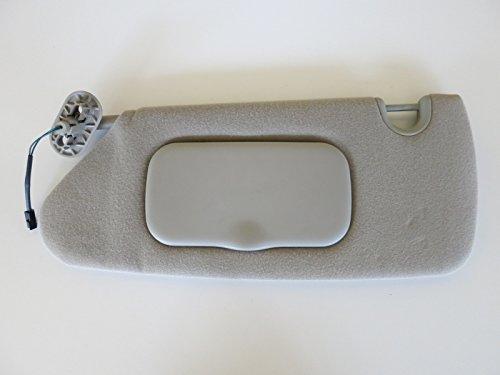 04-05-06-chrysler-pacifica-driver-left-side-interior-sun-visor-sunvisor