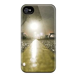 High Quality Maria N Young Road Skin Case Cover Specially Designed For Iphone - 4/4s