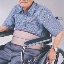 >Safety belt fm w-ties 1-sz. Soft Belt (Safety Belt)