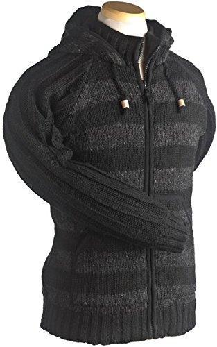 Laundromat Men's Kingston Jacket, Black, Large