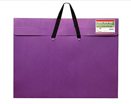 Star Products Classic Dura-Tote Artist Portfolio Green 14 by 20-Inch