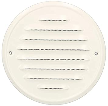 KOTARBAU® Rejilla de ventilación de 130 mm de acero