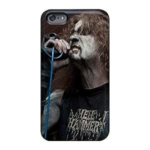 JamieBratt Iphone 6 Anti-Scratch Hard Cell-phone Case Unique Design Colorful Dimmu Borgir Band Series [EwU9323mEAH]