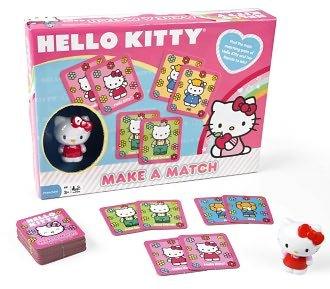 (Hello Kitty Make a Match)