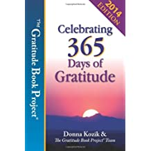 The Gratitude Book Project: Celebrating 365 Days of Gratitude