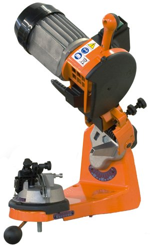 Sägeketten Schärfgerät für gewerblichen Einsatz