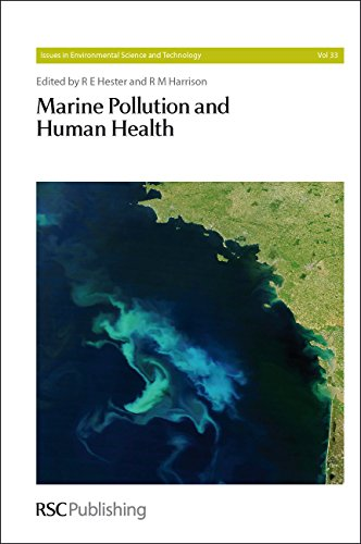 Marine Pollution and Human Health: RSC (Issues in Environmental Science and Technology)