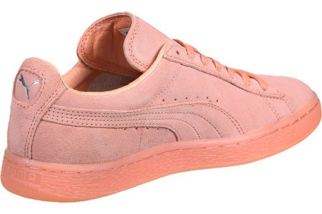 baskets mode puma wns suede mono ref rose