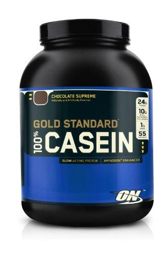 Optimum Nutrition Protein 100% Casein, chocolat suprême 4 Pound