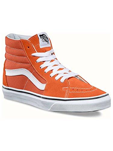 Vans SK8 Hi Autumn Glaze/True White Men's Classic Skate Shoes Size 7.5 Mens/9 Womens by Vans