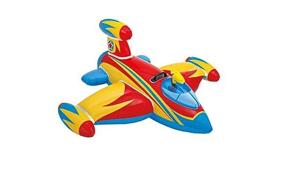 Aviones Hinchable + Pistola de Agua: Amazon.es: Juguetes y juegos