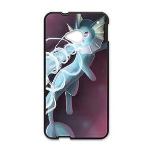 Pokemon HTC One M7 Cell Phone Case Black MSY194279AEW
