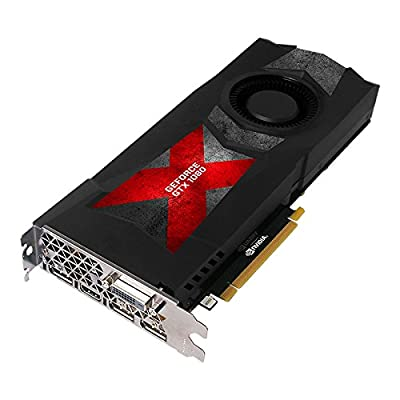 PNY GeForce GTX 1080 8GB Graphic Card (VCGGTX10808PB)