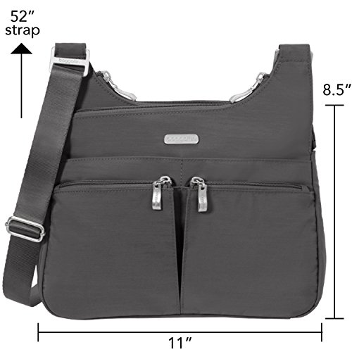 Body Charcoal Cross Cross Over Over Baggallini Bag CHL CHL Cross Cross Baggallini AHzpOBqw
