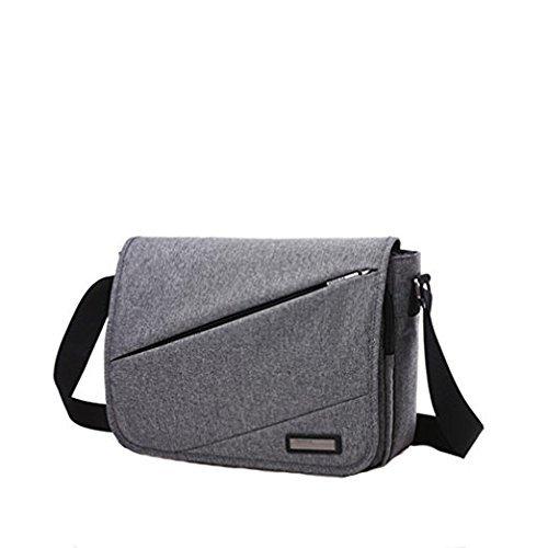 Laptop Bag, 12 Inch Macbook Bag, Campus Messenger Bag (Campus Messenger)