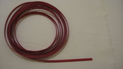 1998-1999 MERCEDES BENZ CL500 CL 500 RED COLOR / COLORED TRIM ROLL 12FT 98 99 MERCEDES-BENZ W140