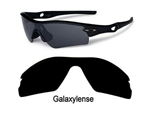 Galaxy Replacement Lenses For Oakley Radar Path Polarized Black - Lenses Oakley Path