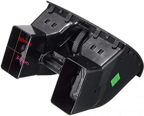 MeterMall KFZ-Mittelkonsole hinten AC Entl/üftungsauslass f/ür 1T0819203 1TD 819 203