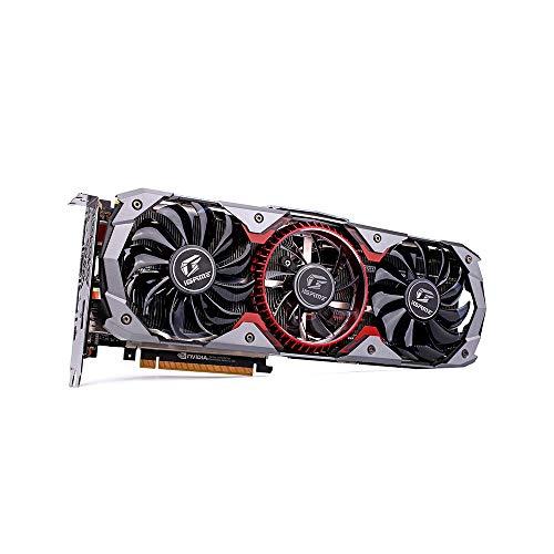 RTX 2080 Super Graphic Card Advanced OC GPU GDDR6 8G IGame Video Card Nvidia One-Key Overclock RGB Light