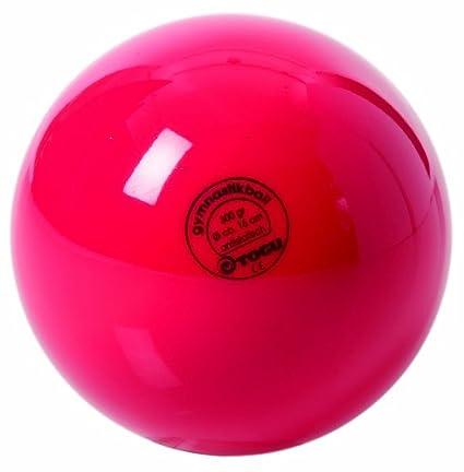 TOGU - Pelota para Fitness (0,3 kg) Rojo Rojo Talla:300g: Amazon ...