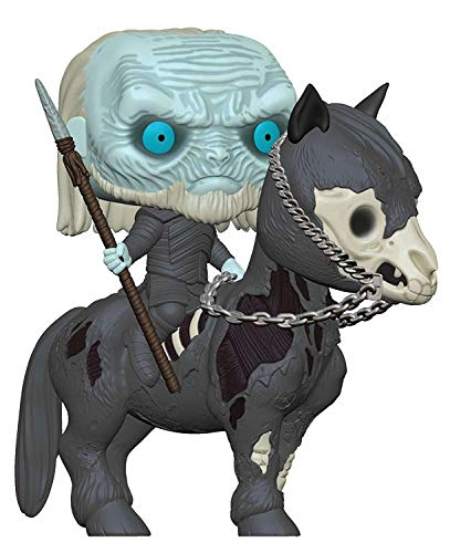 Pop! Rides Game of Thrones S10 White Walker on Horse