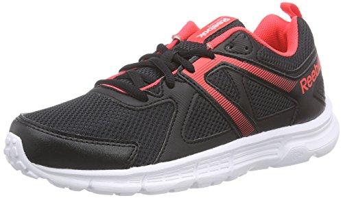 Reebok Run Supreme - zapatillas de running de material sintético mujer Negro (black/neon cherry/white)