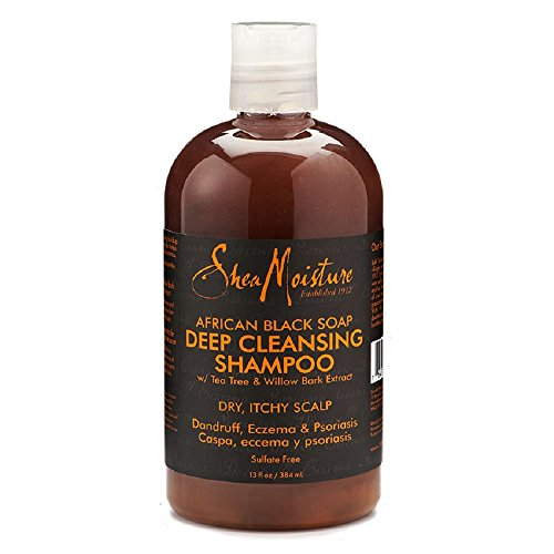 Shea Moisture African Black Soap Deep Cl - Scalp Deep Cleansing Shampoo Shopping Results